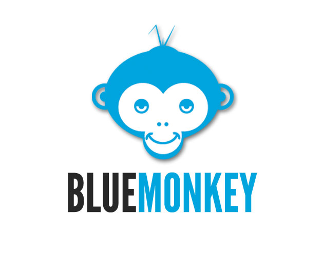 logo Blue Monkey